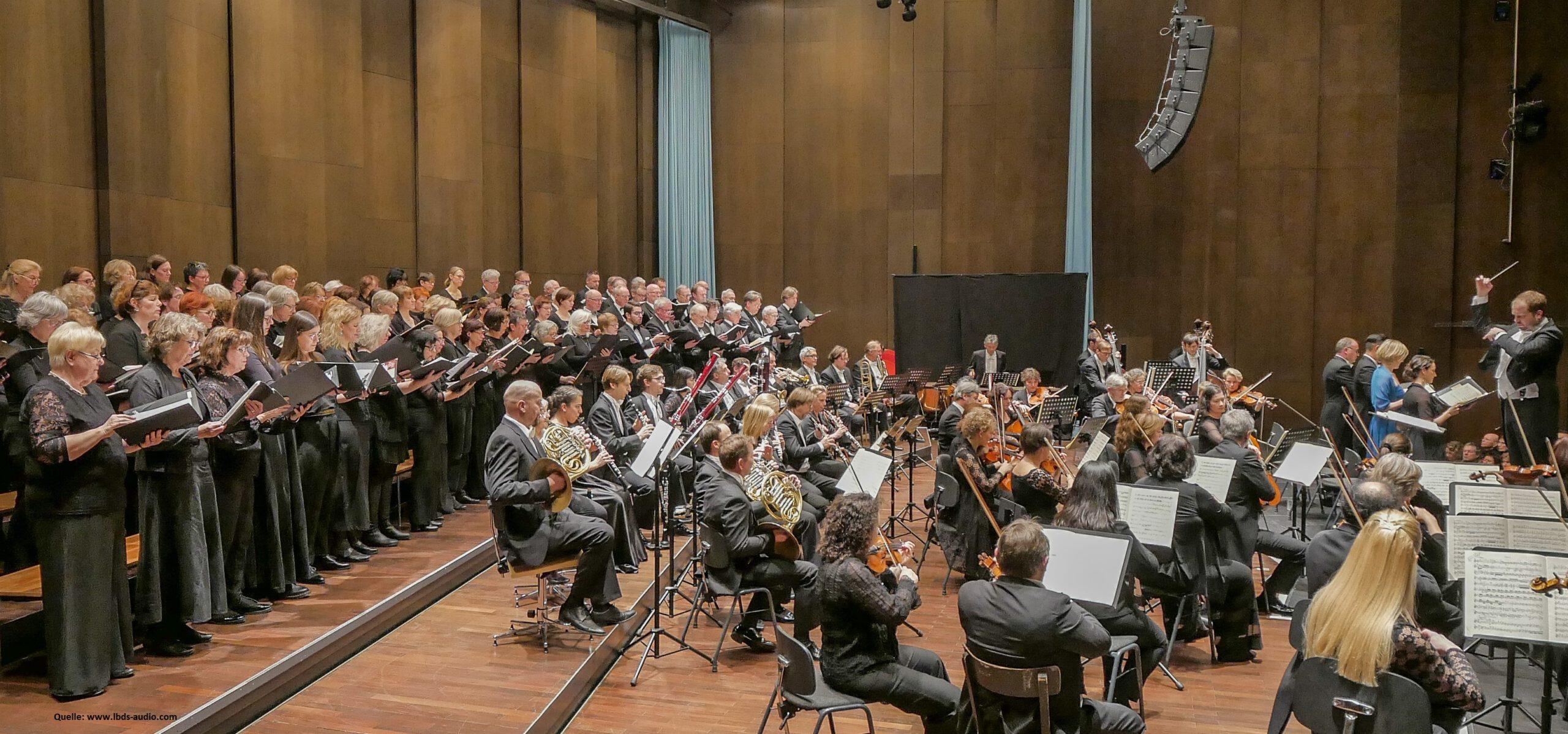 Missa solemnis im Pfalzbau 2020